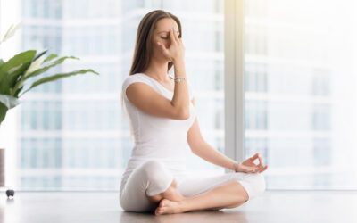 Benefits Of Yogic Breathing For Chronic Lung Disease