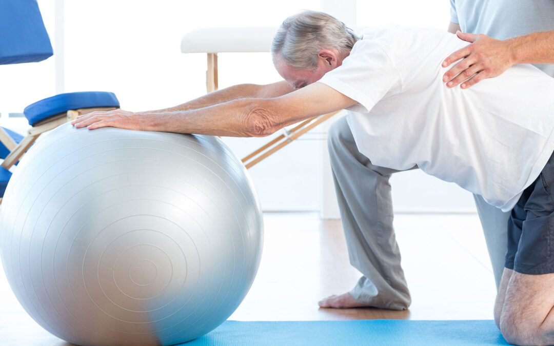 Benefits Of Physiotherapy For People Who Have Suffered Stroke