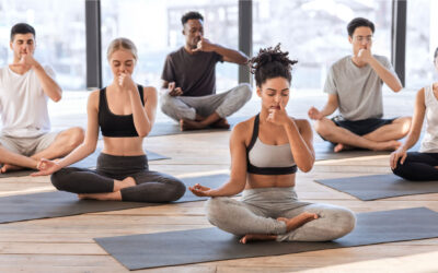 Possible Benefits of Yoga for Supporting Asthma Treatment